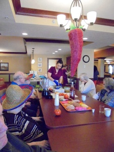 Cinco de Mayo, Willows of Arbor Lakes Senior Living, Maple Grove, MN