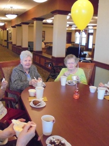 May Birthdays, Willows of Arbor Lakes Senior Living, Maple Grove, MN
