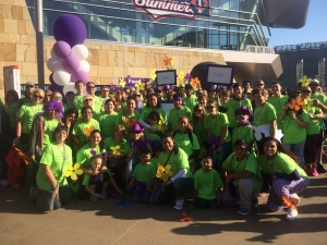 Walk to End Alzheimer's, Willows of Arbor Lakes Senior Living, Maple Grove, MN