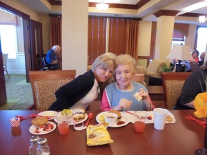 August Tenant and Family BBQ, Willows of Arbor Lakes Senior Living, Maple Grove, MN