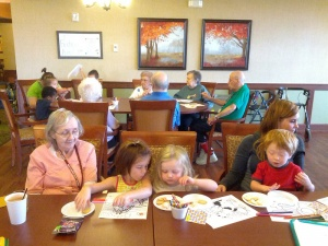 Small World Learning Center, Willows of Arbor Lakes Senior Living, Maple Grove, MN