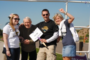 Alzheimer's Walk MN, Willows of Arbor Lakes, Senior Living Minneapolis