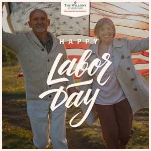labor day 2016, the willows of arbor lakes