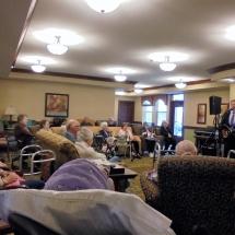 Ross McLeod, Willows of Arbor Lakes, Maple Grove Senior living