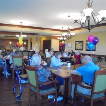 September Birthdays-Willows of Arbor Lakes (9)