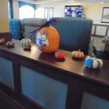 Pumpkin Painting - Willows of Arbor Lakes